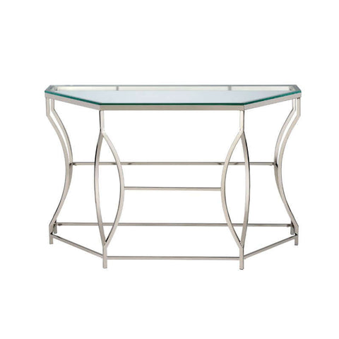 Hexagonal Console Table