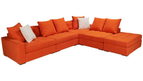 Noah Modern Modular Sectional - Choose your color