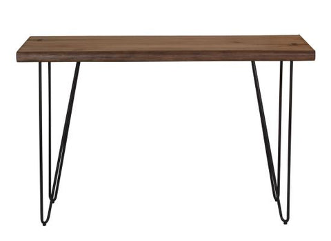 Cosmopolitan Mid Century Modern Console Table