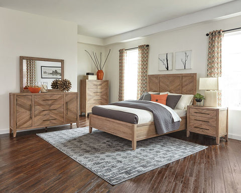 Auburn 4 Pc Bedroom Set