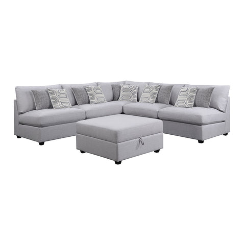 Casper Grey Modular Sectional (Choose Your Configuration)