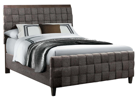 Ellison Modern Fabric Bed