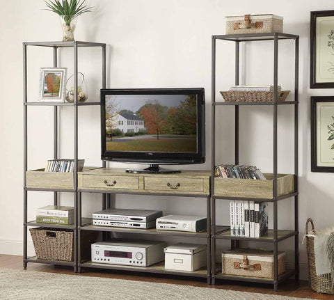 Industrial Entertainment Center