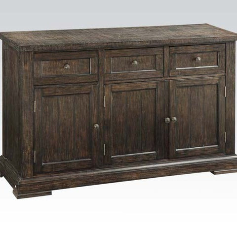 Salvage Brown Server