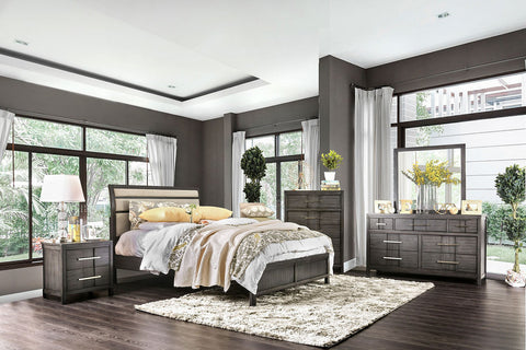 Berenice 4 Pc Bedroom Set