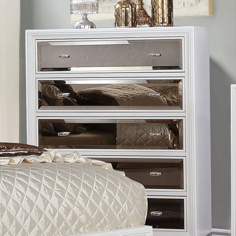 Golva Chest, White
