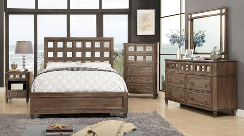 Frontera 4 Pc Bedroom Set