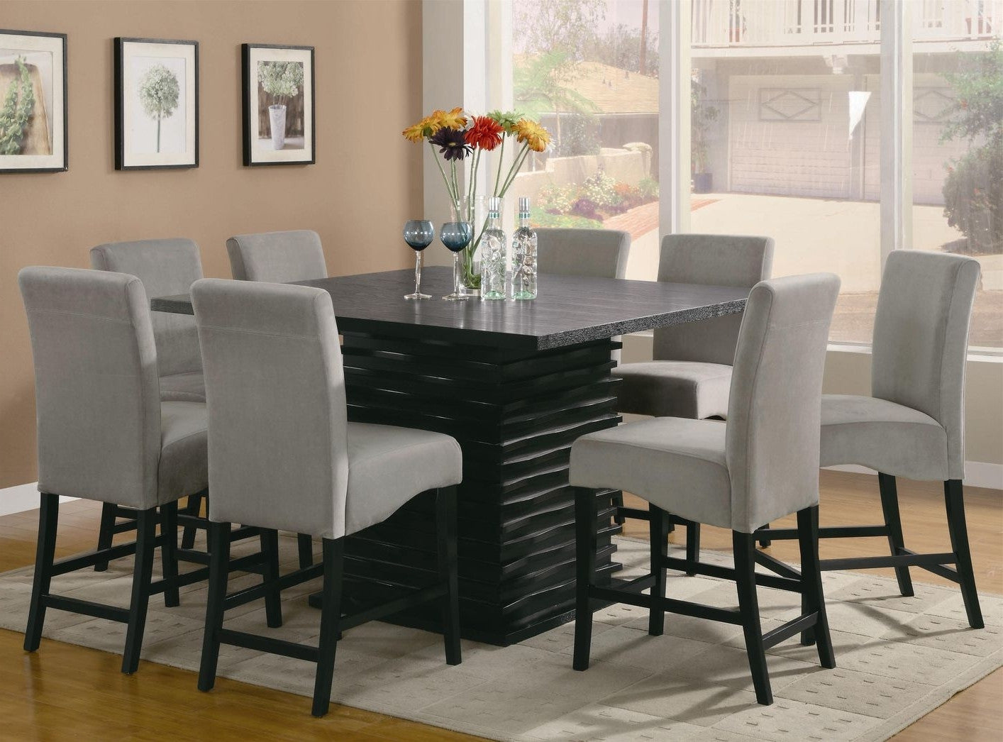 Stanton Counter Height Dining Set Stanton Counter