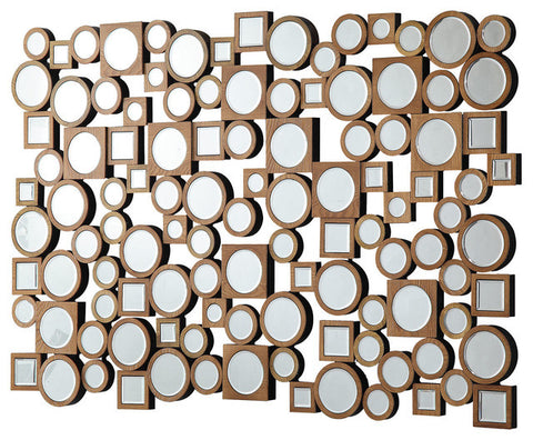 Wall Collage Accent Mirror