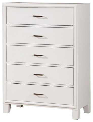 Enrico Chest, White