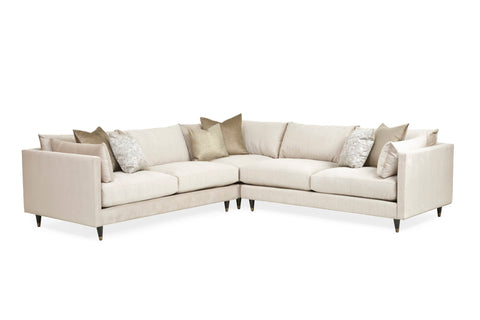 Pia Modern Sectional