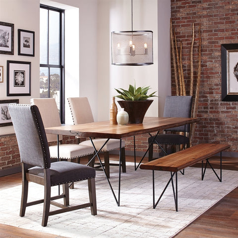 Contemporary Modern Dining Set