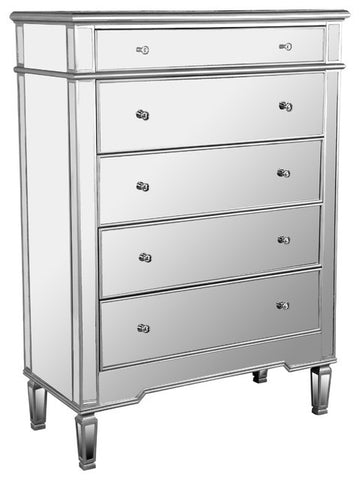 Benton Mirrored Chest