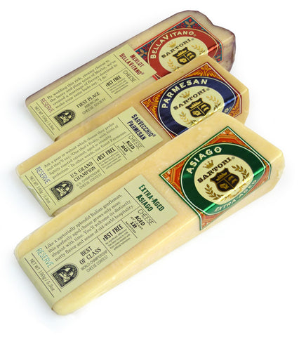 BellaVitano Aged Cheeses