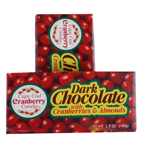 Cranberries & Almonds Chocolate