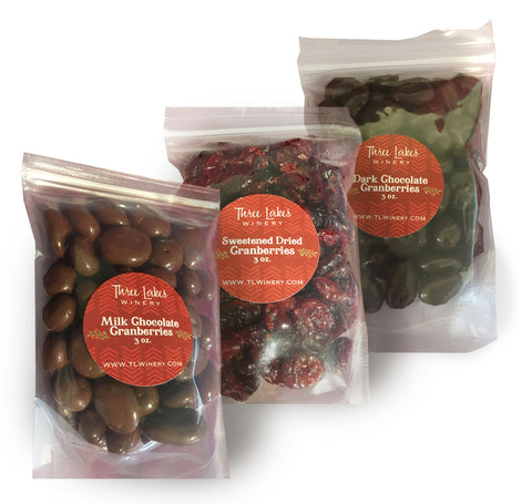 Dried Fruit, Nuts and Candy