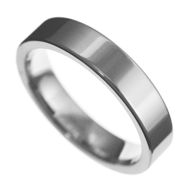 6mm Tungsten Carbide Pipe Cut Band Polished Men Women Wedding Ring Size 5-15