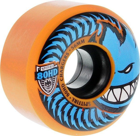 Spitfire 80HD Chargers 56MM Conical Orange