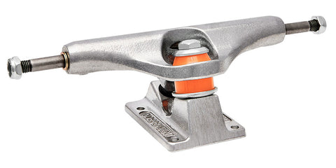 Independent Polished Mid Skateboard Trucks (set)