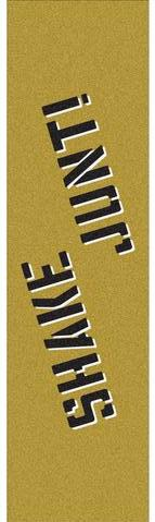 Shake Junt Gold/ Black Grip tape