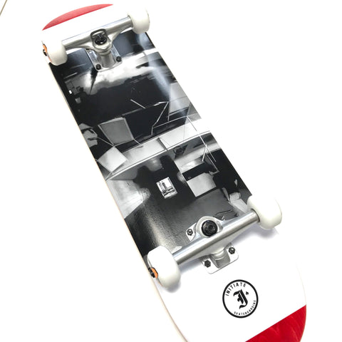 Initiate Orion Curtis Ghost Complete Skateboard