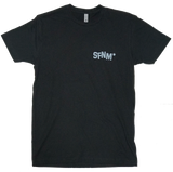 Initiate Jumble Shop T Shirt Black