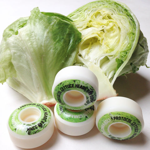 Protocol Lettuce Heads Wheels 84B 53MM classic shape