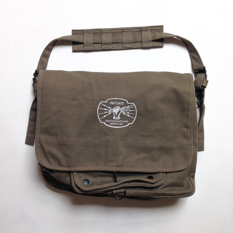 Initiate Paratrooper Shoulder Bag Olive