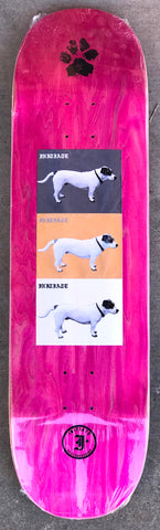 Initiate Skateboarding Jack The Dog Skateboard Decks