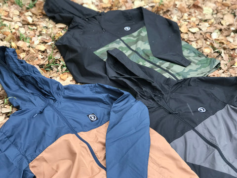 Initiate Skateboarding Label Windbreaker