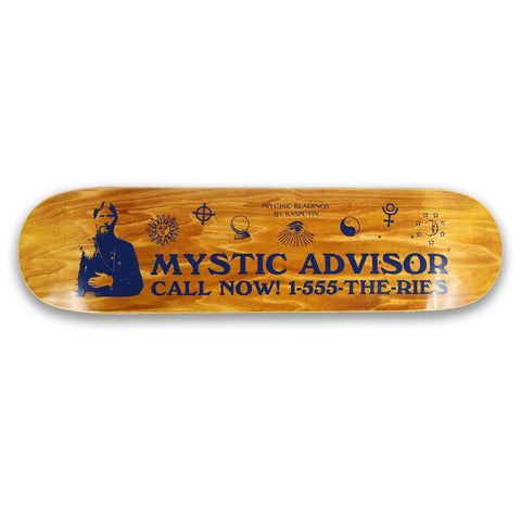 Theories Mystic Advisor Skateboard Deck