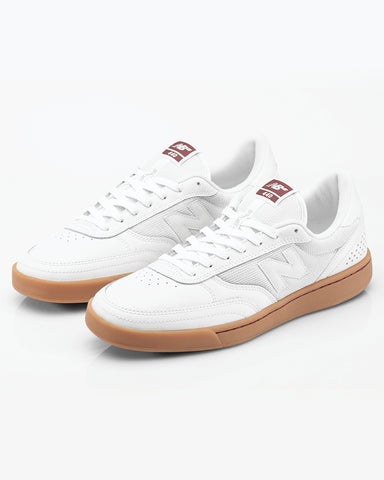 New Balance Numeric #440 Skate Shop Day Shoe White