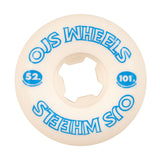 OJ 52mm From Concentrate Hardline 101a Skateboard Wheels