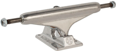 Independent Stage 11 Forged Hollow Trucks Silver (set of 2)