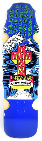 "Dogtown Pool Series Aaron Murray Skateboard Deck 9"" x 32.625"" (BLUE)"