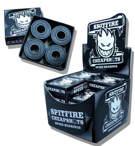 Spitfire Cheapshots Bearings (set of 8)