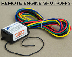 Remote Engine Shut-off Kits