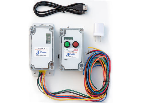 RES12VL (2019)<br>(RII) Remote Ignition Interrupter (2-way radio kit)