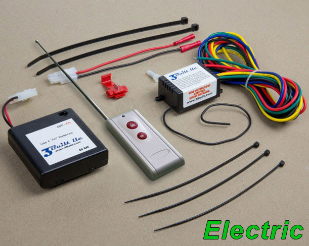 RES6VXED - Long Range kit for 24volt or higher ELECTRIC vehicles