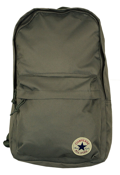 Converse Chuck Taylor All Star Gray Backpack, One Size