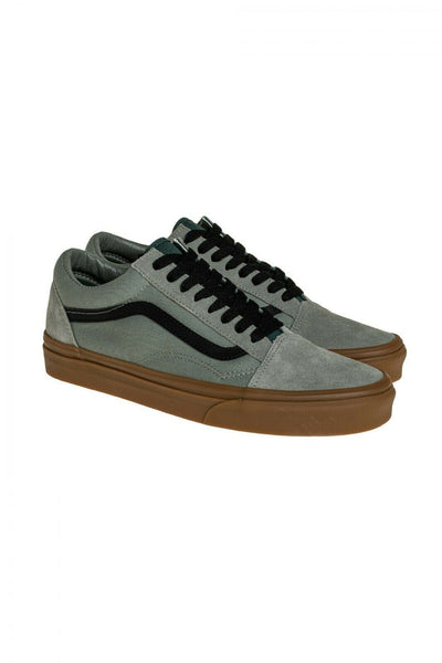 Vans Old Skool Gum Shadow/Trekking Green Men's Shoes Size 8