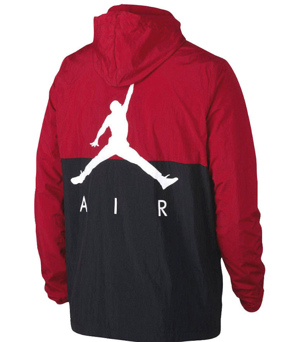 Nike Jordan Jumpman Air Windbreaker Jacket Size S