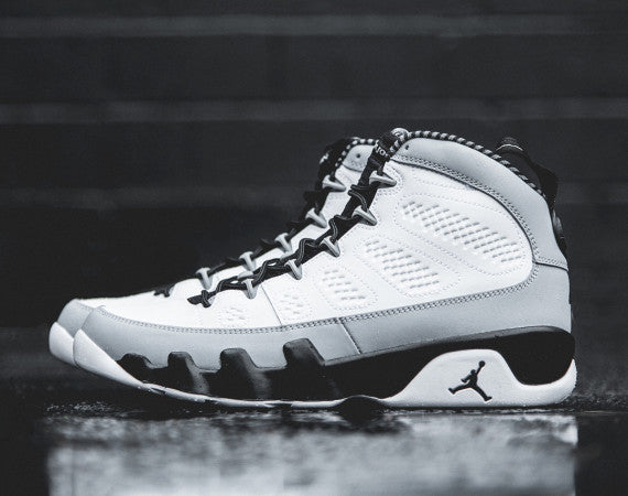 Nike Air Jordan Retro 9 Barons Men's Basketball Shoes Size 11