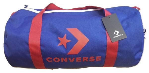 Converse Sports Blue/Red Large Duffel Bag
