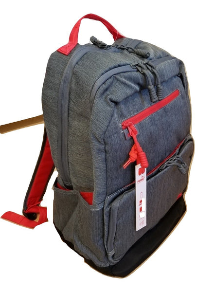 Puma Book Backpack Gray 893479 05 New