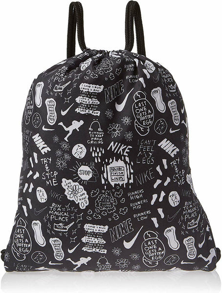 Nike All Over Print Backpack Gymsack