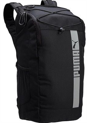 Puma Fuse Fitness Backpack Black 892143 01 New