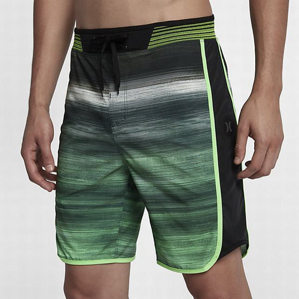 "Hurley Phantom Hyperweave Motion Fast Men's 18"" Board Shorts Rage Green Size 40"