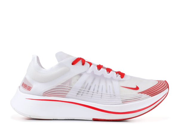 Nike Zoom Fly SP Tokyo White/University Red Men's Shoes Size 8.5