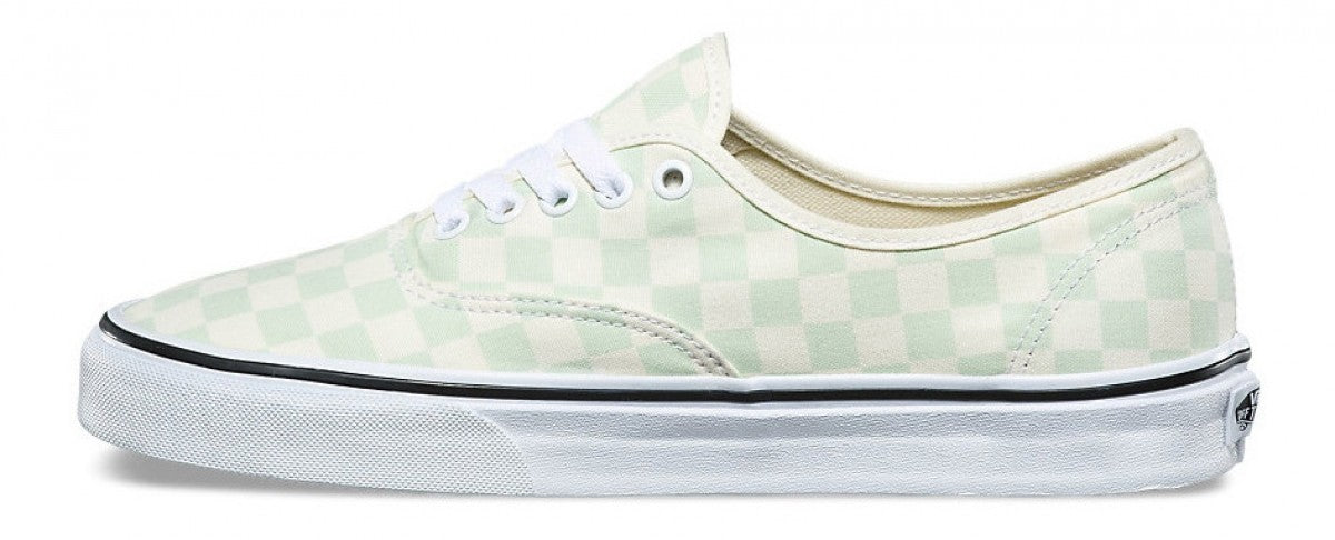 Vans Authentic Checkerboard Ambrosia Men's Skate Shoes Size 9